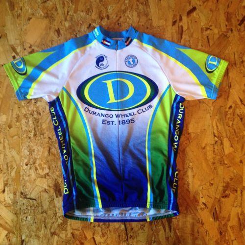 2013 DWC Green:Blue SS Jersey