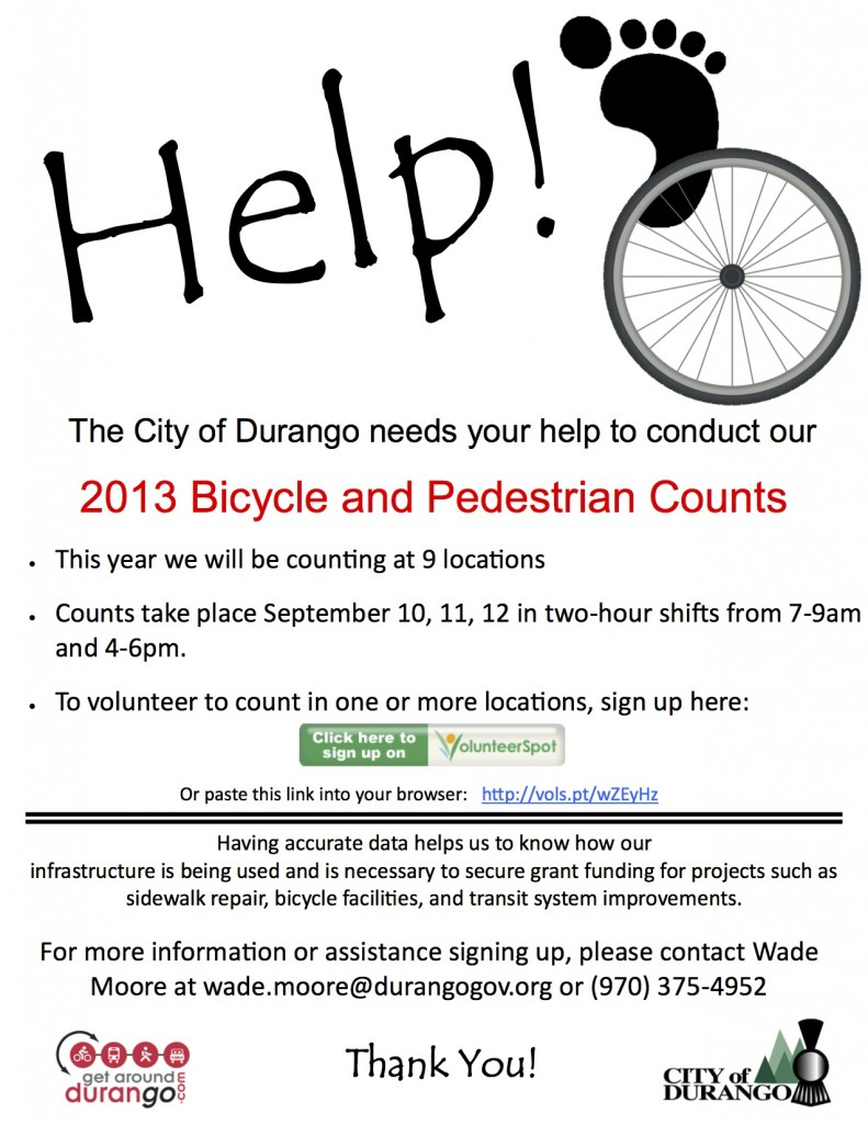bike ped count flyer_2013