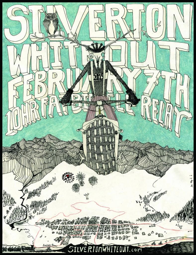Silverton Whiteout JB poster