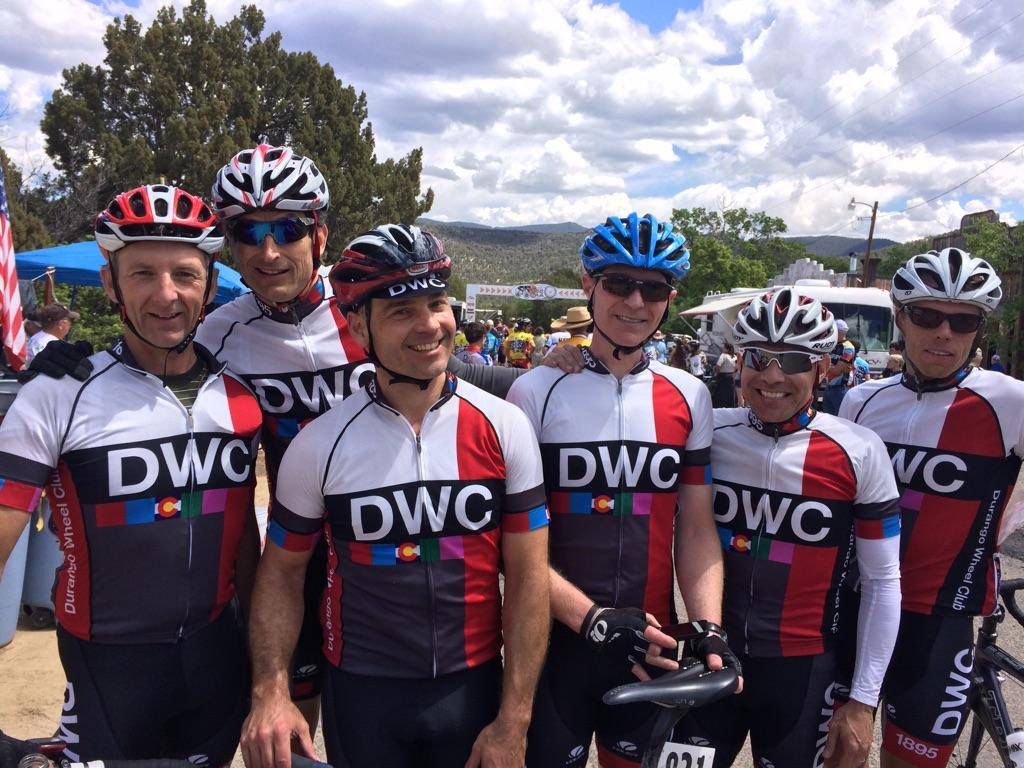 2015 Gila Team at Pinos Altos